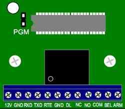 Инструкция по подключению и программирование автономного контроллера DLK-645/IPR8.